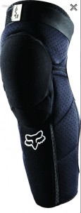 FOX Launch PRO knee/shin guard